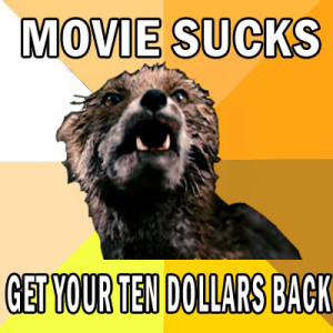 movie sucks