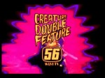 Creature Double Feature on Channel 56